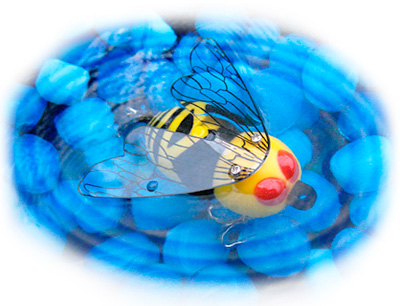 Alive Lure - electronic fishing lure